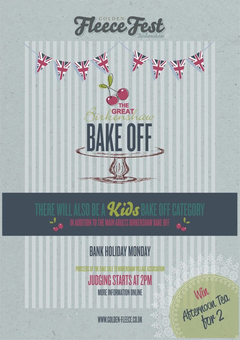 Bake Off Poster 2