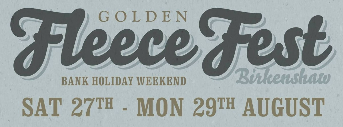 Fleece Fest 2016 only at The Golden Fleece