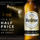 warsteiner launch