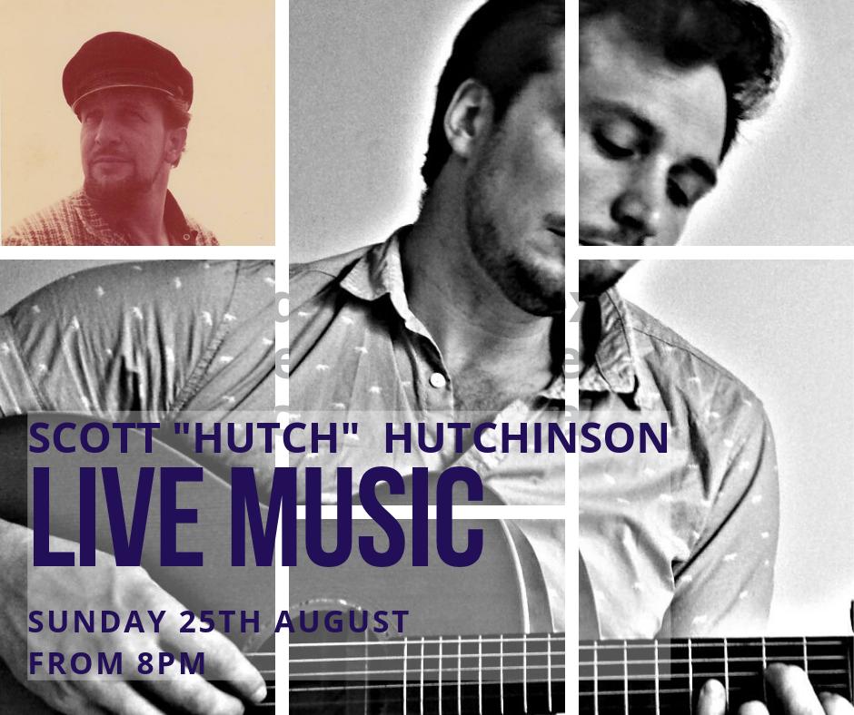 live music - hutch 25aug19 - FB