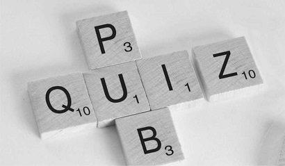 Quiz Every Tuesday at The Golden Fleece