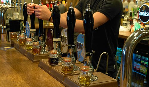 Real ales great wine and more