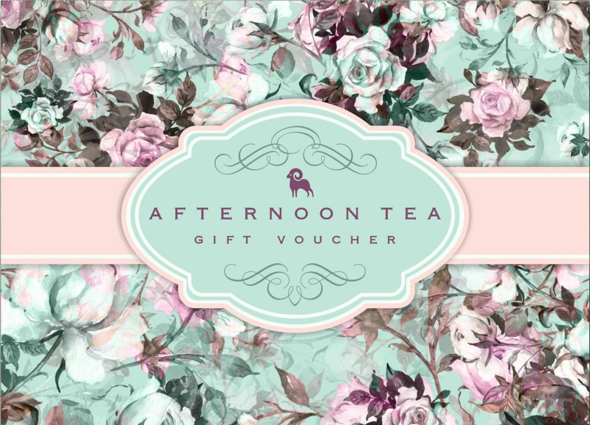 Afterternoon Tea Gift Voucher