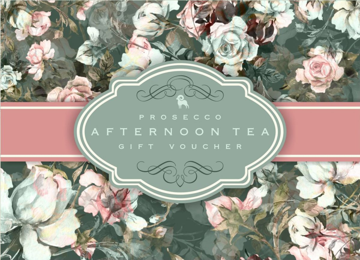 Prosecco Afternoon Tea Gift Voucher